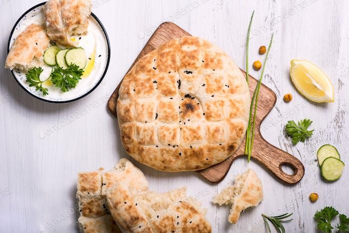 Flatbread, Oriental Bread