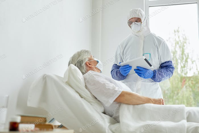 Working In Infectous Disease Ward