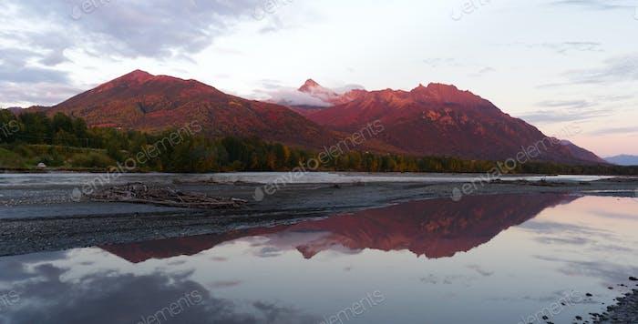 Lazy Mountain Matanuska-Susitna Borough Alaska United States