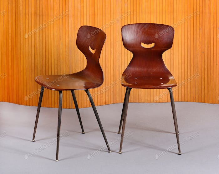 Stylish bentwood designer chairs