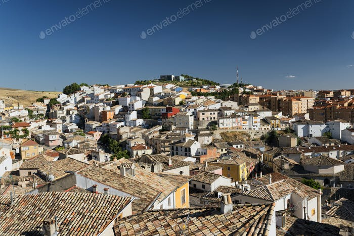Cuenca (Spain), cityscape