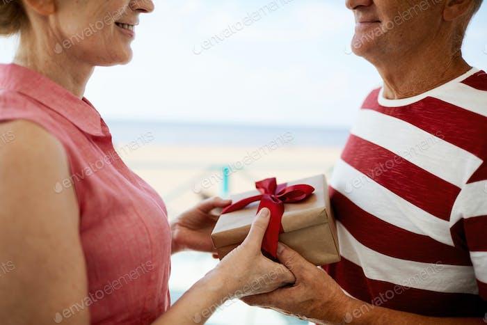 Surprise for spouse