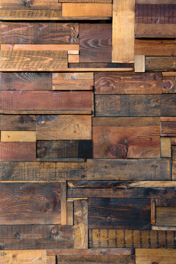 Abstract wooden plank background