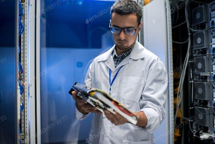 Research Scientist in Data Center