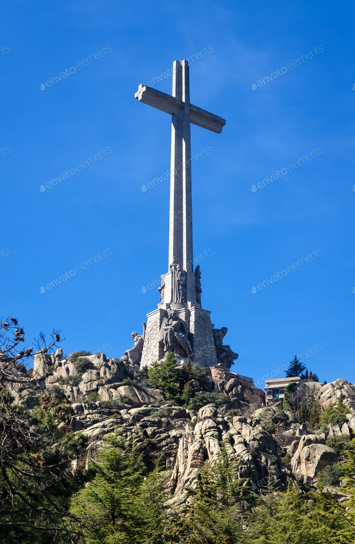 Cross at the Valley of the Fallen
