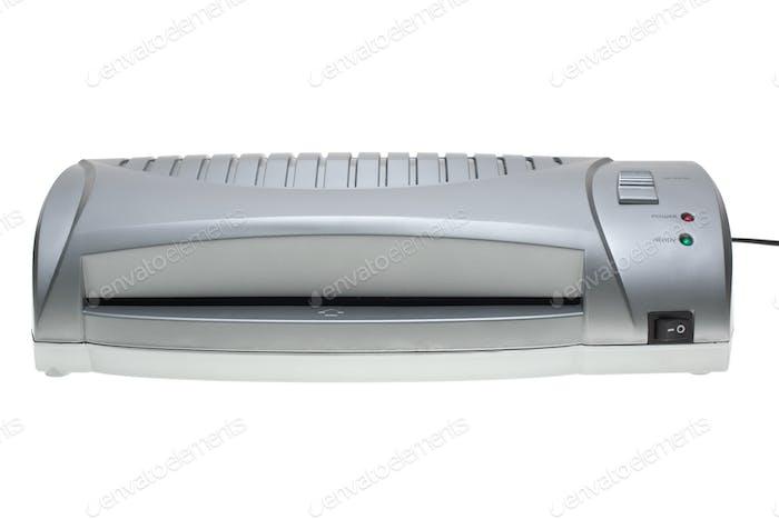 Small cheap laminator