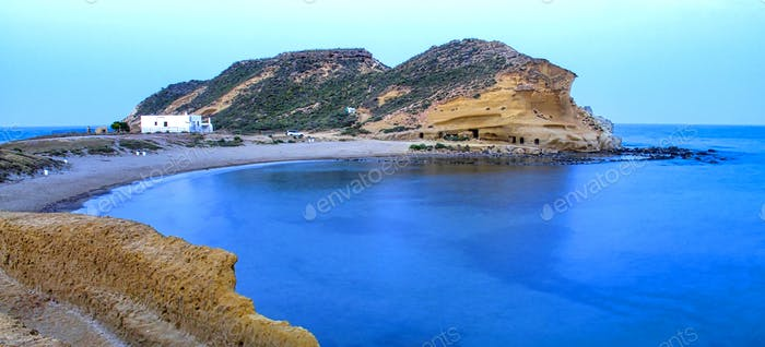 Calacerrada Beach, Mediterranean Sea, Spain