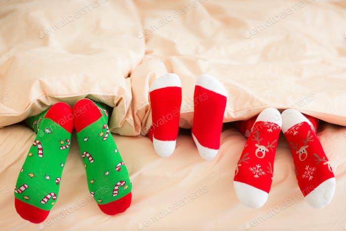 Weihnachten Weihnachten Familienurlaub Winter