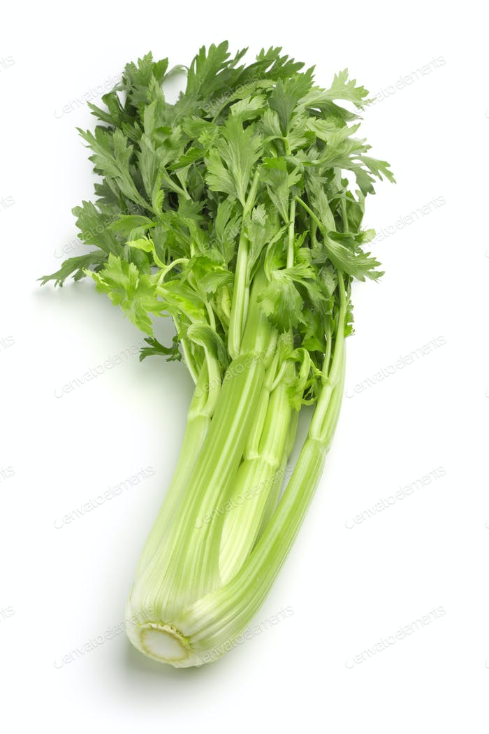 green celery