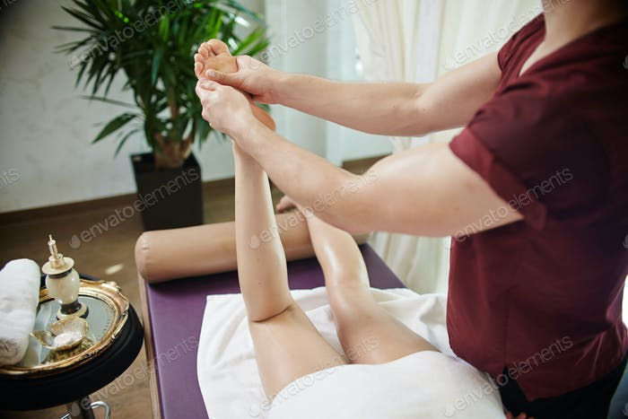 Cellulite Treatment in SPA