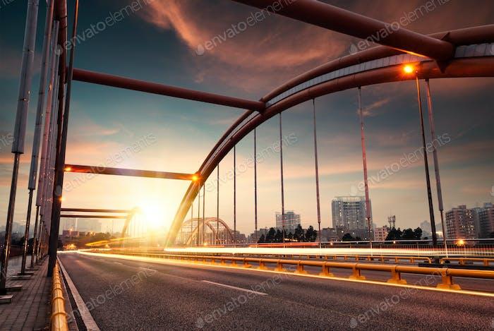 Der Stadtverkehr