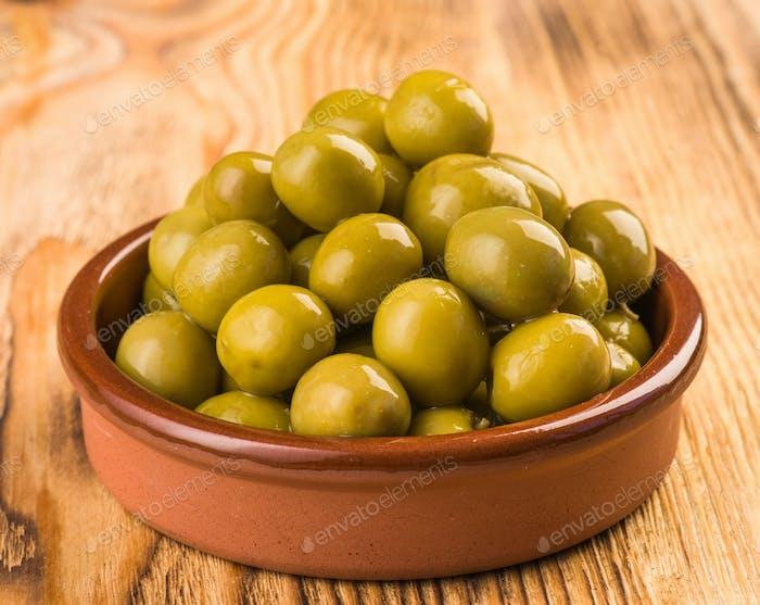 olives in classic mud pie