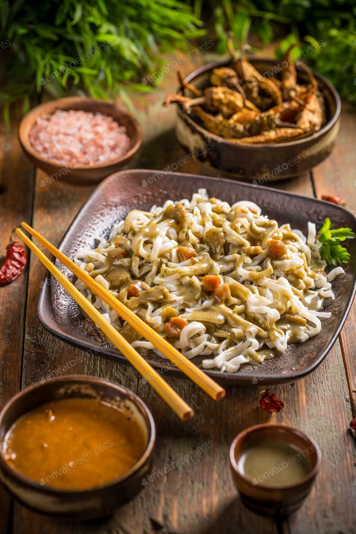 Thailand's national dishes