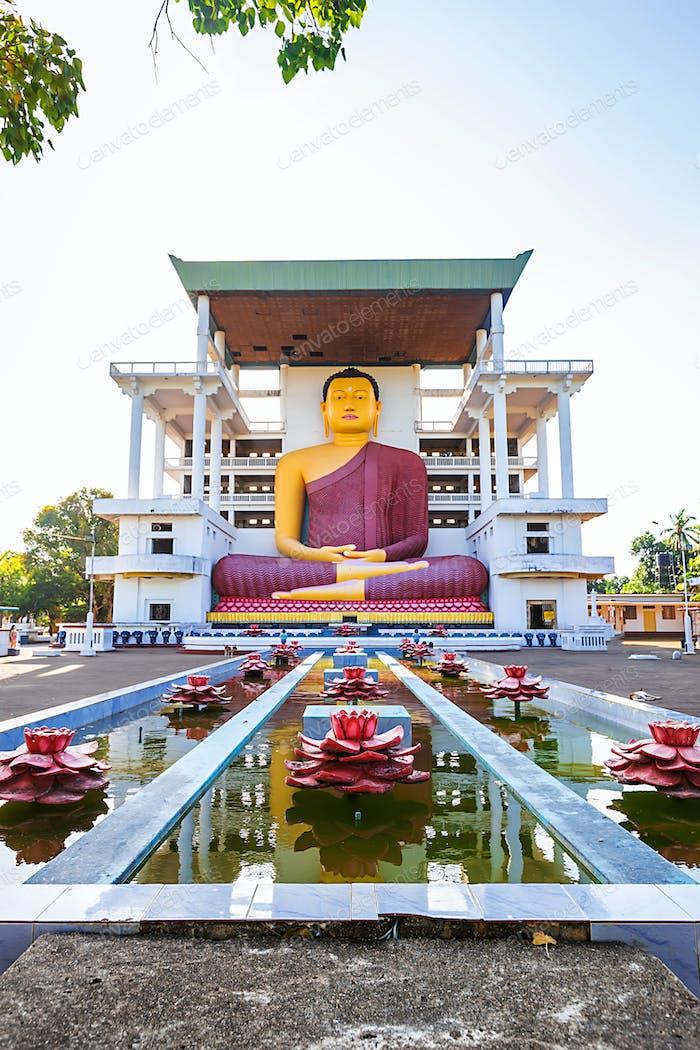 Weherahena Temple, Sri Lanka