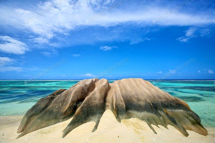 Beach Anse Source d'Argent