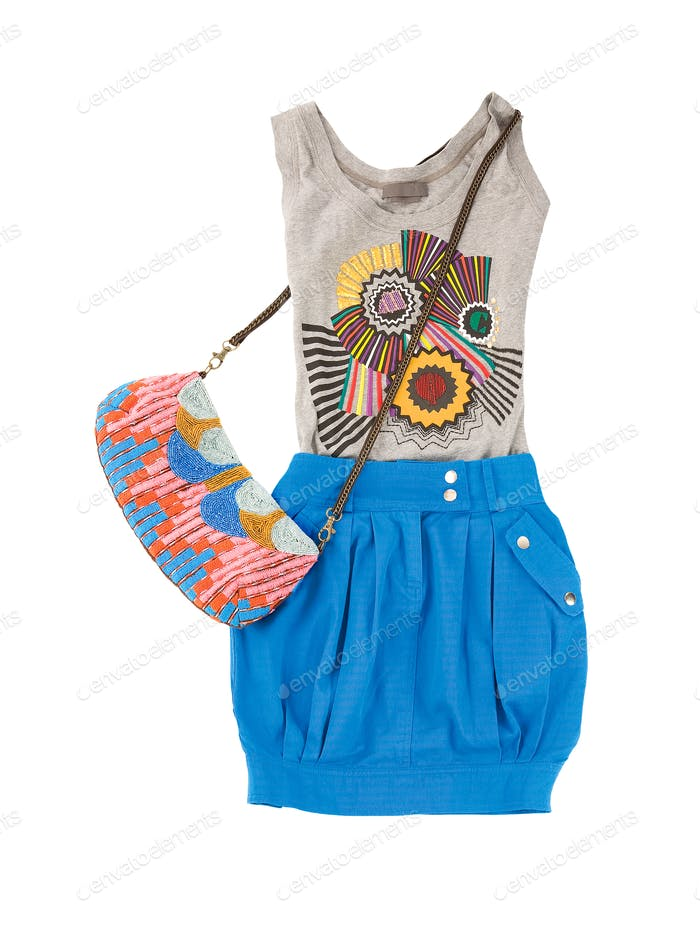 Ethnic fashion look