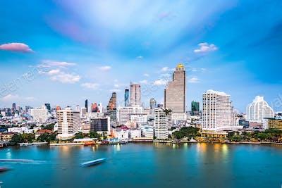 Bangkok, Thailand Cityscape