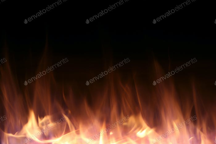 Fire Background