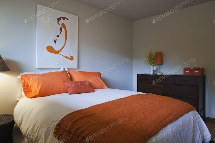 45710, Modernes Schlafzimmer Interieur