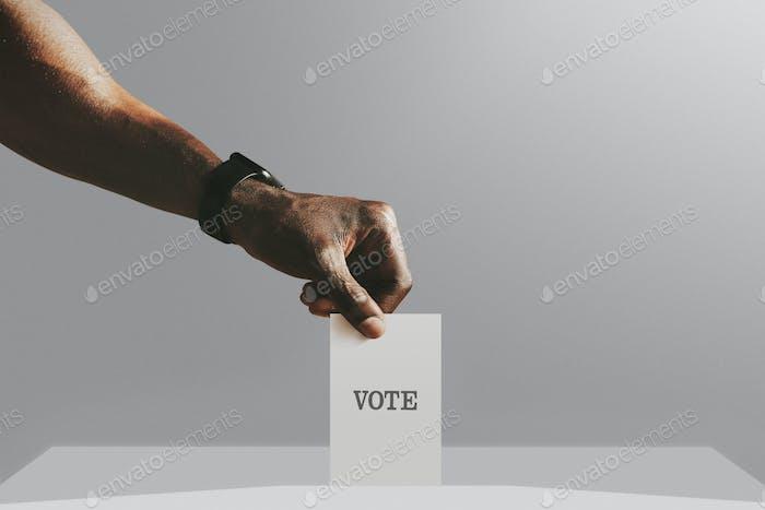 Democracia votación encuesta psd