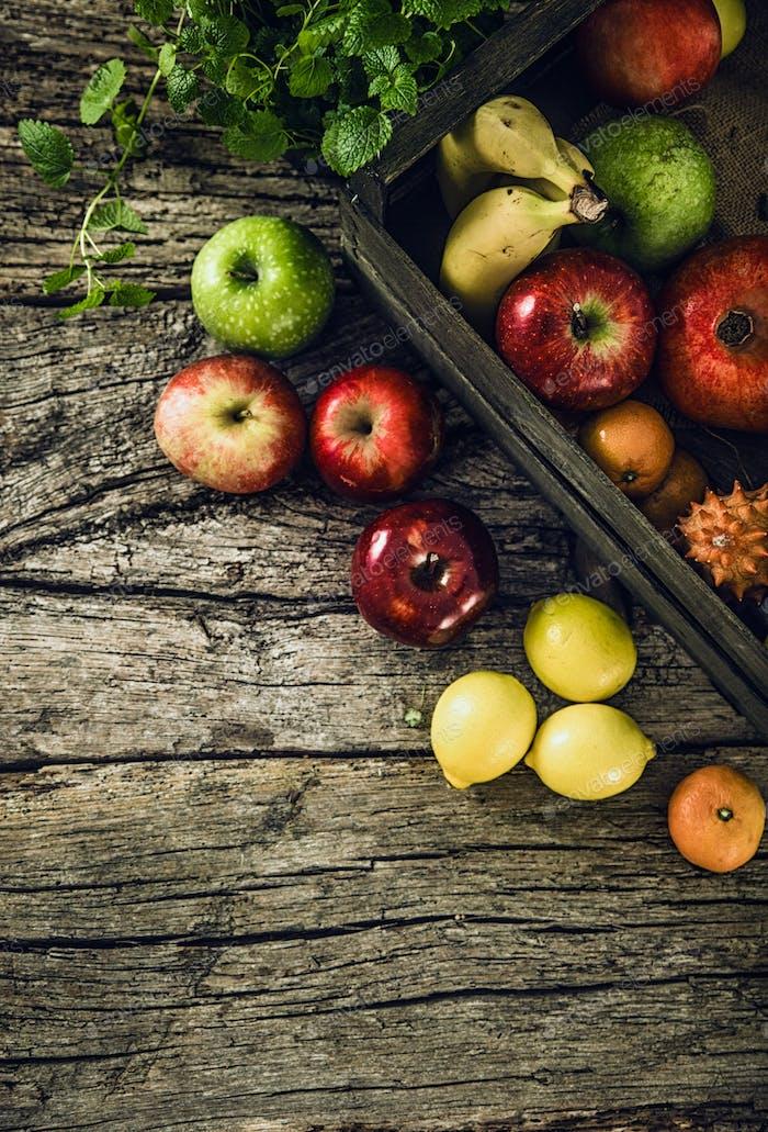 Fruchtfleisch