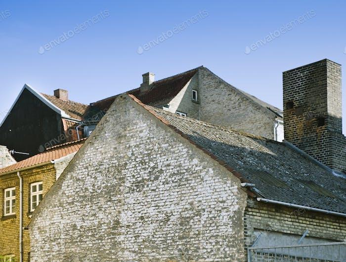 Brick Buildings in Denmark