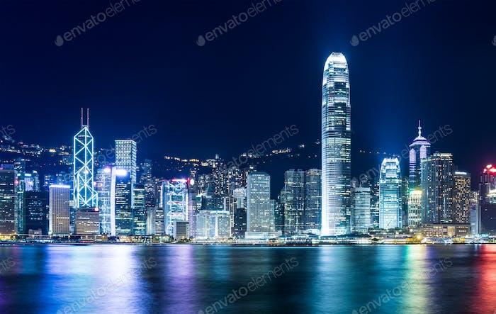 Landmark in Hong Kong