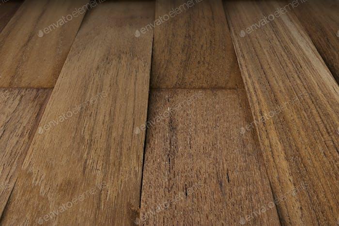 Braun grobe Holzbohlen Hintergrund