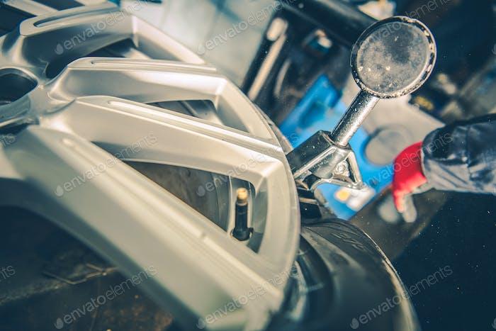 Vulcanizing Tires Service