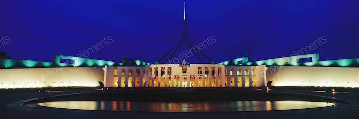 51193,Australian Parliament Building