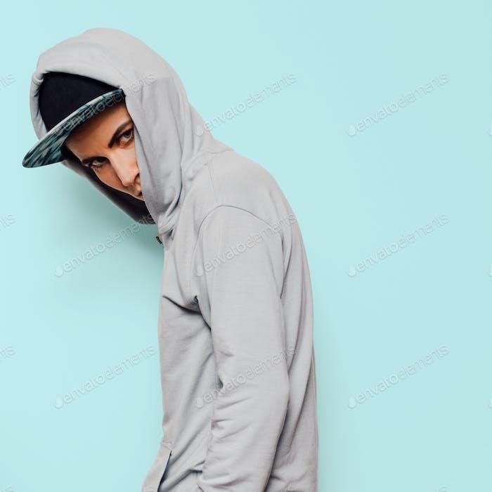 Hip Hop Style Mädchen Mode Urban Culture Outfit
