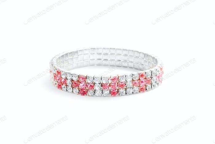 diamonds bracelet