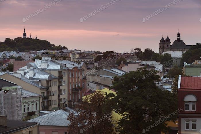 Altstadt von Chelm, Polen