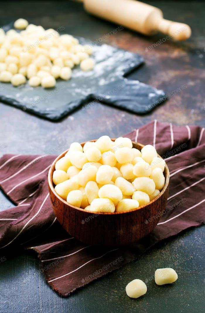 potato gnocchi