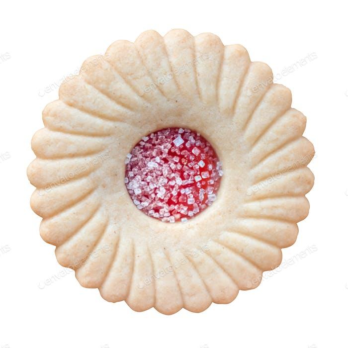 Britischer Keks im Retro-Vintage-Stil