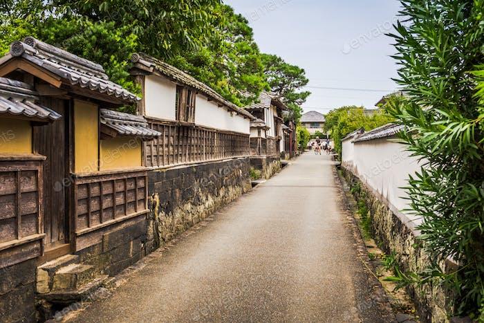 Hagi, Japan Old Town