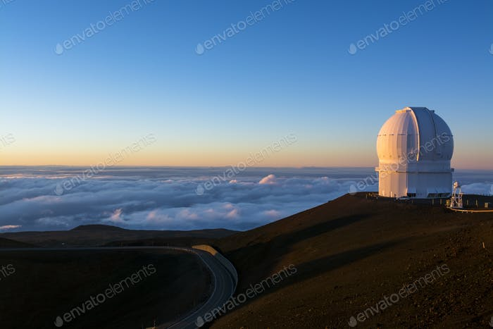 Sternwarte Mauna Kea