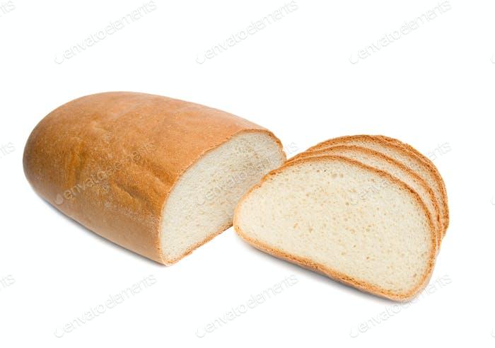 Threaded bread