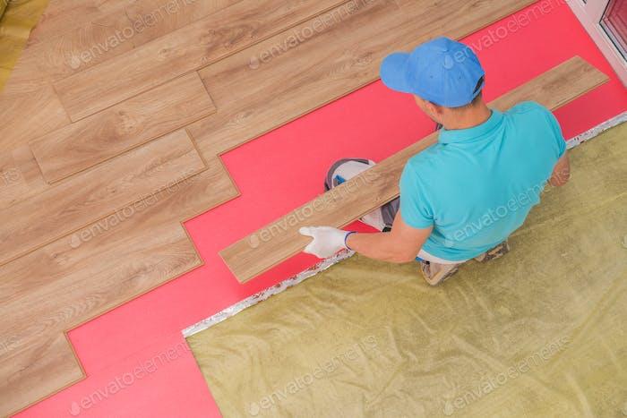 Wooden Panels Installer