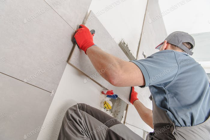 Bathroom Tiles Remodeling