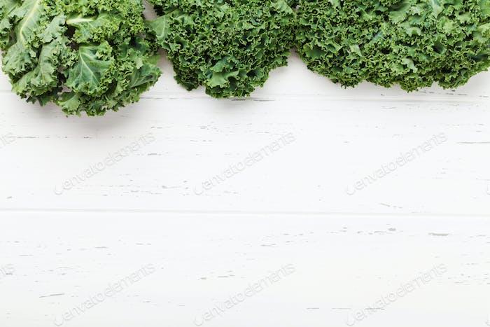 Frischer Garten grüner Salat