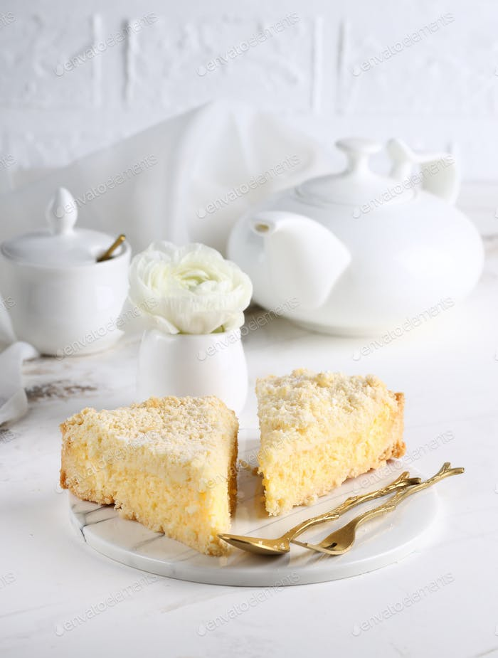 Curd Cake
