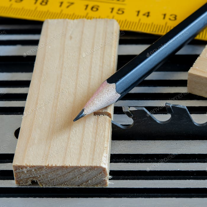 Small carpentry items for DIY