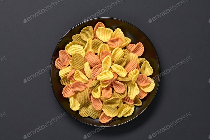 Potato snack