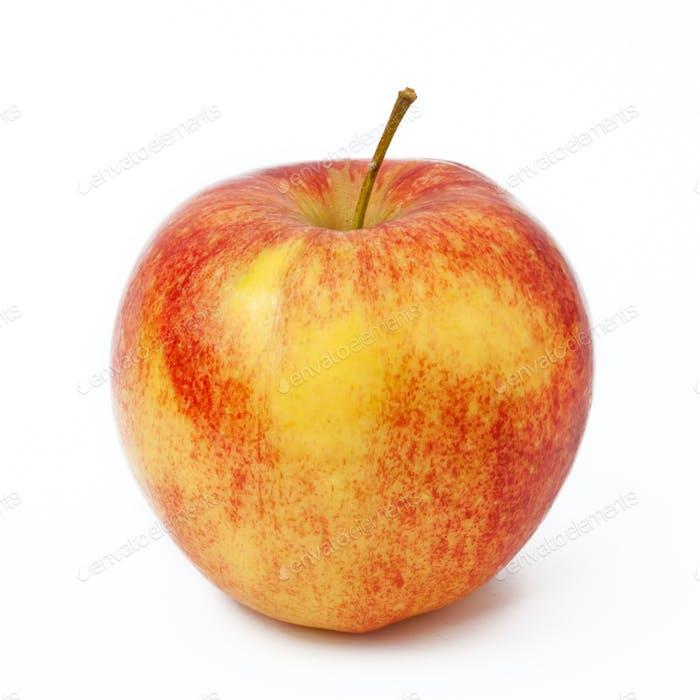 Frischer Apfel isoliert