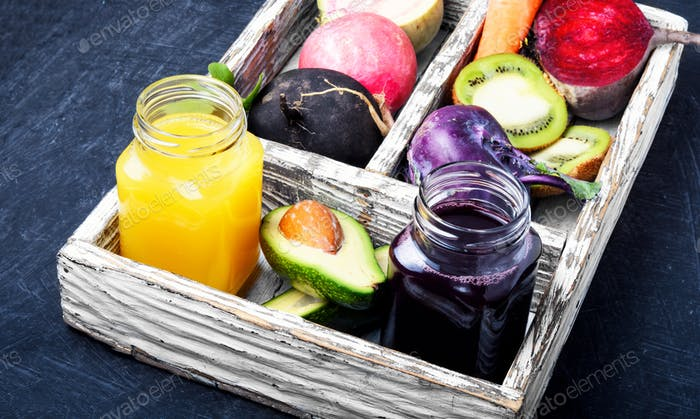 healthy eating and drinks