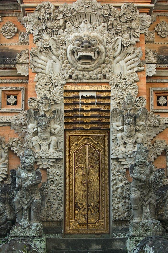 Bali temple toor