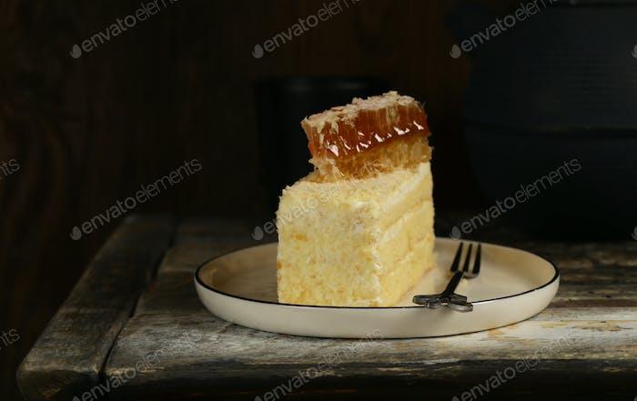 Hausgemachte Honigkuchen