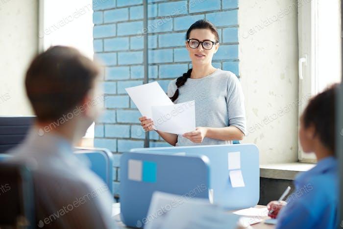 Explaining working points