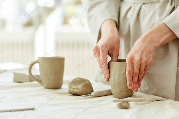 Clay handmade